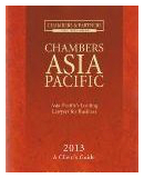 chambers asia pacific
